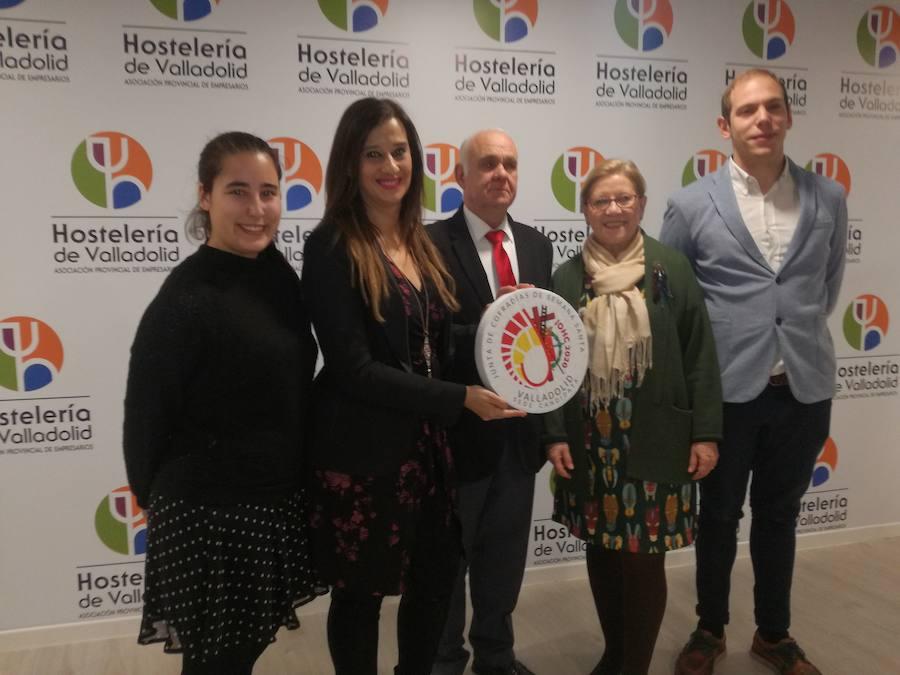 «Es de justicia que la gerente de la hostelería apoye la Semana Santa»