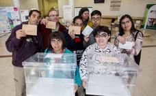 La ley permite a 1.727 vallisoletanos con discapacidad intelectual votar por primera vez el 28-A