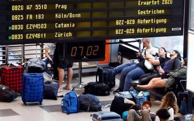 Ryanair deberá indemnizar a un estudiante vallisoletano de Erasmus por cancelar su vuelo