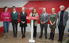 El PSOE afirma que un PP «aletargado» ha paralizado Palencia durante cuatro años