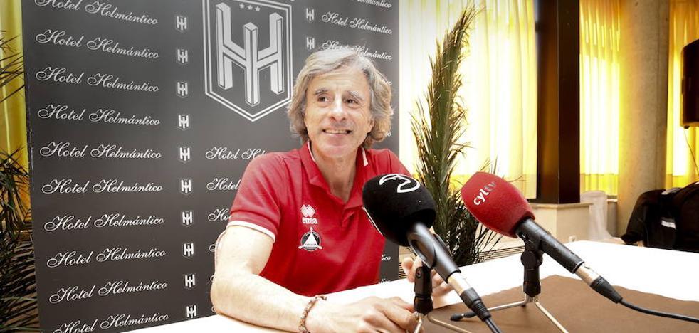 Aguirre confía en ganar a otro 'grande' como la Ponferradina pese al cúmulo de bajas