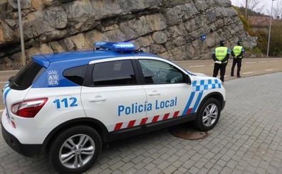 Detenido en Aguilar un joven al que buscaban en Asturias por un robo con fuerza