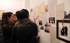 e9e03785410 Inauguración de la exposición  Don Antonio. Las vidas de Machado  en La  Cárcel