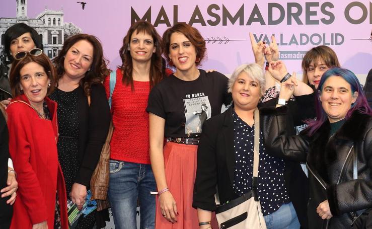 El Club de Malasmadres llega a Valladolid