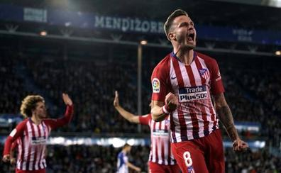 El Atlético toma Mendizorroza
