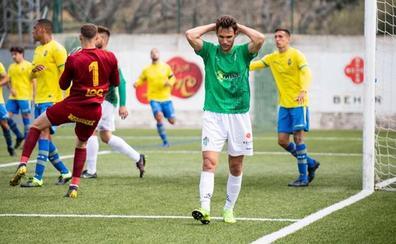 El CD Guijuelo lo hace todo menos el gol ante Las Palmas Atlético (0-0)