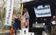 Estefanía González: «Lo importante de la Carrera de las Mujeres es el buen ambiente que se genera»
