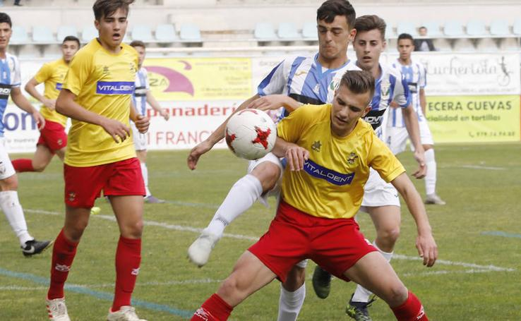 CIA Palencia 1 - 1 Leganés