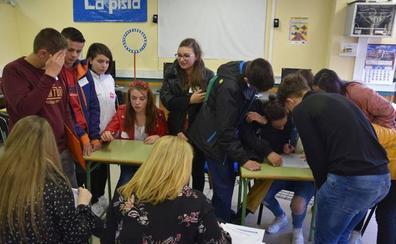 Unas jornadas formativas ahondan en las opciones que ofrece la FP a los jóvenes del norte de Palencua