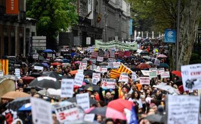 'La España vaciada' lanza su grito en Madrid