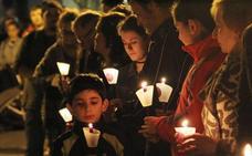 Programa de procesiones del Viernes Santo, 19 de abril, en Palencia