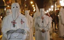 Programa de procesiones del Jueves Santo, 18 de abril, en Palencia