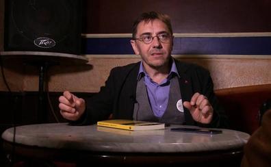 Juan Carlos Monedero: «A Madrid de León llegan noticias de Ulibarri, de corrupción y de redes clientelares»