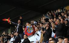 El Salamanca CF tendrá 500 entradas para Valdebebas ante el Real Madrid Castilla