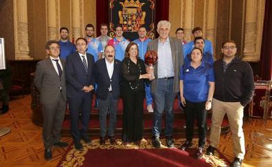 Romay: «La oportunidad del ascenso del Chocolates Trapa Palencia estará en el 'play off'»