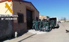 Tres detenidos en Ciudad Rodrigo y Fuentes de Oñoro por tráfico de drogas