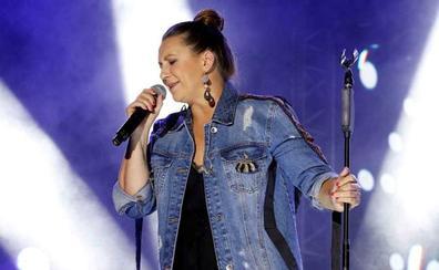 Suspendido el concierto de Niña Pastori del próximo sábado en Palencia