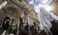 Programa de procesiones del Domingo de Resurrección, 21 de abril, en Valladolid