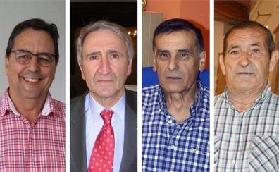 Cuarenta años como alcaldes