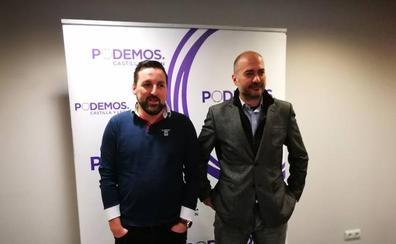 Podemos presenta al médico Miguel Holguín como candidato a la Alcaldía de Valladolid