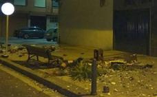 Arrestado por echar agua hirviendo, golpear y vejar a su madre de 77 años en el barrio vallisoletano de La Rondilla