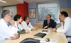 Sanidad pondrá en marcha un segundo equipo de cuidados paliativos a domicilio
