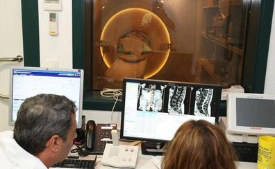 Una avería pospone al menos 70 pruebas de resonancias magnéticas en el Hospital