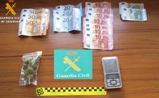 La Guardia Civil desmantela un punto de venta de droga en Tordesillas