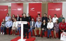 El PSOE de Palencia se marca como reto inicial obtener diez concejales
