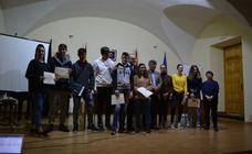 'Turistfront' se alza con el primer premio de la fase comarcal de Béjar del concurso Motivar para Emprender