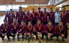 El equipo de balonmano de la Universidad de Salamanca, bronce en el Nacional universitario