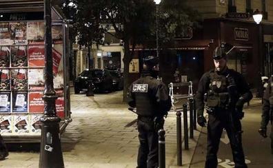 Detenidos dos sospechosos de planear un ataque terrorista contra un colegio en Francia