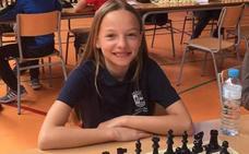 Valentina Plamenova representará a Madrid en el campeonato de España de ajedrez