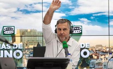 Alsina emite desde Valladolid 'Más de uno'