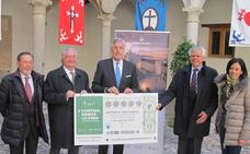 Ávila acoge el sorteo especial de Lotería de la Asociación Española contra el Cáncer
