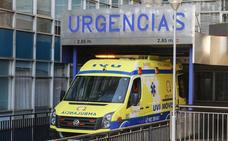 Herida una mujer tras ser atropellada por un camión en Peñaranda de Bracamonte