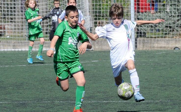 Deporte Base del 30 y 31 de marzo. Valladolid
