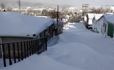 La Delegación del Gobierno suma Palencia a la fase de alerta por acumulación de nieve en zonas montañosas