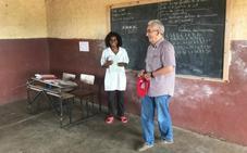 Un sacerdote segoviano recauda 80.000 euros en solo dos semanas para Mozambique
