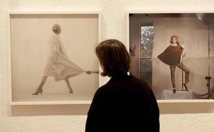Exposición del fotógrafo Milton H. Greene