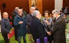 Granado destaca en Palencia que el sistema de pensiones sería sostenible si aumentan los sueldos