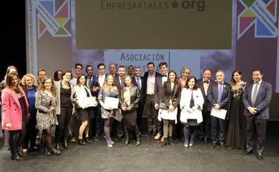 Las empresas jóvenes copan el palmarés de los premios Iniciativa Empresarial