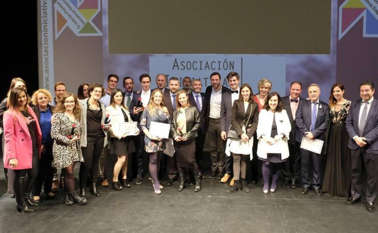 Entrega de premios de la Asociación de Iniciativas Empresariales