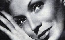 Conchita Montenegro, la estrella que renunció a serlo