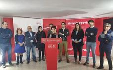 El PSOE avala la candidatura a la Alcaldía de Segovia con los años de gobierno de Luquero