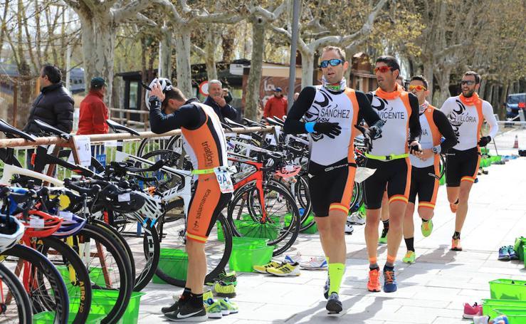 Fotografías del II Duatlón Grupo Andrés por equipos (2/2)