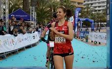Gema Martín se impone en la prueba de los 12 km del Ibiza Maratón