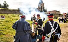 Las tropas vuelven a las calles de Ciudad Rodrigo con la Recreación Histórica Napoleónica
