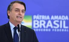 Bolsonaro decepciona a los brasileños