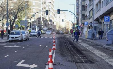 El Ayuntamiento invertirá 391.000 euros para renovar el firme de 21 calles de la capital